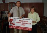 Jurbarko miesto gyventojų saugumas –  policijos ir gyventojų reikalas