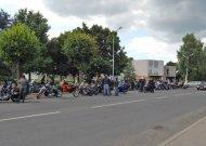 Liepos 6 dieną Jurbarke lankėsi motociklininkai, kurie keliavo po Lietuvą, susitiko su žmonėmis, skleidė informaciją bei rinko aukas Šv. Pranciškaus dvasinės ir socialinės pagalbos onkologijos centro statybai bei sergančiųjų vėžiu palaikymui.