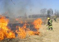 Ugniagesių tarnybos skauduliai – technika ir budintieji