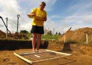 Viešvilėje devintą vasarą plušės archeologai