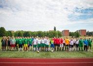 Marijampolėje - policijos pareigūnų futbolo turnyras