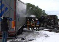 Vokietijoje per avariją žuvusieji vyko Jurbarko rajono gyventojo automobiliu