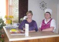 Jurbarko ligoninės patalpose jau veikia nauja kavinė