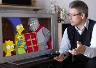 """Sužinokite, kuo S.Lapėnui užkliuvo """"Simpsonai""""?"""