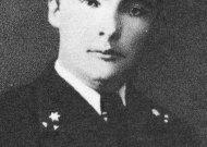 Kęstučio apygardos vadas Juozas Kasperavičius-Visvydas, aviacijos leitenantas, žuvo bunkeryje Tauragės apskr. prie Batakių 1947 balandžio 12 d.