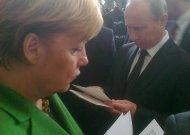 Jurbarkiečių paviljone Hanoveryje apsilankė ir A.Merkel bei V.Putinas