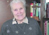 Poniai Kazimierai galima pavydėti jaunatviškumo, gero humoro jausmo ir optimizmo. Jai energijos gali pavydėti ir trisdešimtmetis.