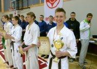 Iš Lietuvos kyokushin karate jaunučių čempionato - su septyniais medaliais