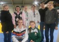 Iš Lietuvos dziudo jaunimo čempionato - su medaliais