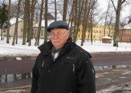Algirdas Sinkevičius, žmogus, kuris savo meilę ir pagarbą skiria Mažosios Lietuvos kultūrai.