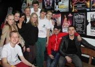 Jaunimas šėlo Jurbarko radijo atidarymo vakarėlyje