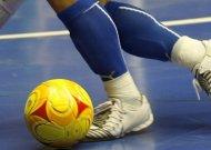 Salės futbolo pirmenybių pirmojo turo varžybose - net 27 įvarčiai