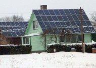 Saulės elektros energijos gamybos bumas neaplenkė ir Jurbarko rajono