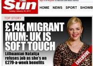 Didžiosios Britanijos pašalpos emigrantei iš Lietuvos leidžia mėgautis prabanga