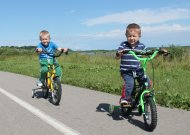 Įsigaliojo nauji reikalavimai dviratininkams