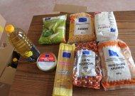 Maisto produktai nepasiturintiems Jurbarko miesto gyventojams
