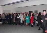 Jurbarko turizmo ir verslo informacijos centro direktorė Gaiva Mačiulaitienė gavo apdovanojimą iš TAVA (Tauragės apskrities verslininkų asociacijos) už turizmo ir verslo idėjų propagavimą ir renginių organizavimą verslininkams.