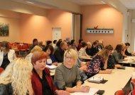 VšĮ Jurbarko turizmo ir verslo  informacijos centro NEMOKAMI seminarai