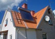 Lietuvoje pagaminti saulės kolektoriai