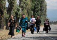 Ministrė prašo savivaldybių pagalbos priimant pabėgėlius