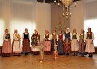 Frankų liaudies šventė su Jurbarko delegacija