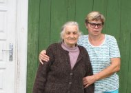 Zubrickų kaimo darbštuolės Aldonos gyvenimas prie Lietuvos ir prie ruso