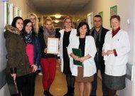Jurbarko mamyčių klubo dovana ligoninei - už 400 eurų