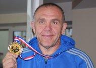 Pasaulio sambo čempionui Aidui Paulauskui geriausias suvenyras iš kelionių - medalis