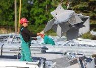 Didžiausioje rajono įmonėje pradėjo dirbti ukrainiečiai