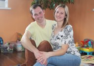 Giedrė ir Tadas gyvena dar vienu laukimu. Apie Jonines jiems gims jų trečioji atžala.