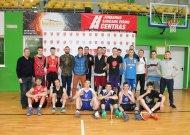 Jurbarko kūno kultūros ir sporto centro buvusių krepšininkų turnyras, skirtas Lietuvos krepšinio 95 metų jubiliejui paminėti