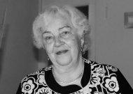 In Memoriam Vedutei Šenbornienei (redakcijos užuojauta artimiesiems)