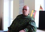 Kariškis Darius Stanaitis - apie ketvirtį amžiaus tame pačiame batalione