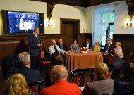 Kraštiečių sueiga: Jurbarko istorija, ateities perspektyvos ir nuoširdūs linkėjimai