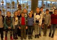Tarptautinis vaikų šachmatų turnyras Šiauliuose. Dėl prizinių vietų kovojo ir 13 jurbarkiečių