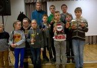 Tauragėje - jaunųjų Jurbarko šachmatininkų triumfas
