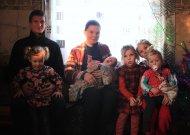Daugiavaikės šeimos kalėdinė svajonė – turėti savo namus