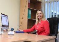 """Vadybininkė Vaiva Archipova tvirtina, kad """"Vyturiuko"""" padalinys Jurbarke yra labai reikalingas."""