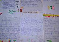 Šimtmečiui skirtuose laiškuose – Veliuonos gimnazijos auklėtinių klausimai Lietuvai