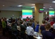 Lietuvos šachmatų čempionate - ir 11 jurbarkiečių