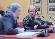 """""""Veikla yra įdomi, bet ir atsakomybė pakankamai didelė, nes ji priklauso mums"""", – komiteto nariams sakė VšĮ Gastronomijos mokykla įkūrėja Iveta Balserienė. R"""