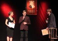Pagerbti ryškiausi K. Glinskio teatro aktoriai ir ištikimiausi draugai