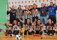 """Jurbarko r. salės futbolo finale – užtikrinta """"Imsrės"""" pergalė"""