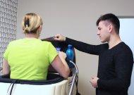 Gimtajame Jurbarke kuria sėkmingą masažo ir sporto verslą
