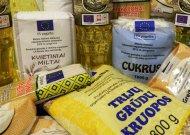 Bus dalinami maisto produktai nepasiturintiems  Jurbarko miesto gyventojams