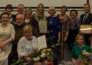 Geriausia metų bibliotekininkė – Violeta Šoblinskaitė