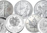 Sidabro monetos: šiek tiek istorijos