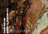 Tapytojos Zitos Virginijos Tarasevičienės personalinė tapybos darbų paroda