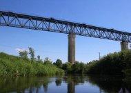 Idėjos vasarai. Pailsėti ir pasigėrėti aukščiausiu Lietuvoje tiltu – nuo vandens