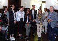 Premjera krašto muziejuje. Gimnazijos šimtmetis -  mokinių sukurtame filme (VIDEO)